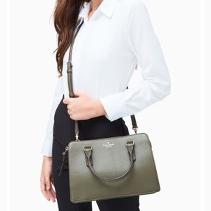 NWT Kate Spade Street Mulberry Satchel